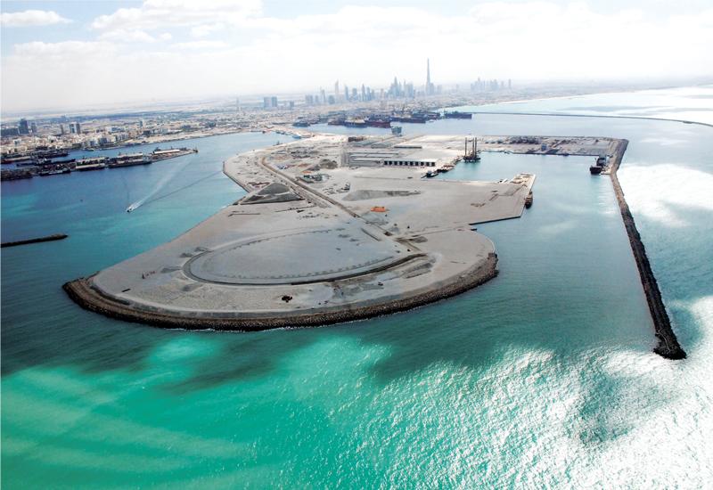 Dubai Maritime City