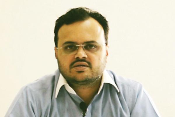 Dr Vinod Rao