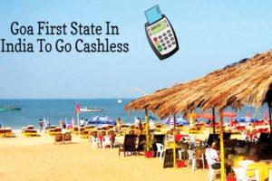 Cashless Goa