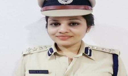 D Roopa,Deputy Inspector General of Police and Commissioner, Traffic & Road Safety, Bangalore City Traffic Police