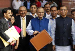 GST budget