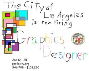 hiring Graphics Designer