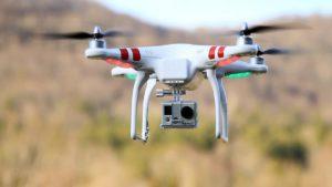 Railways to deploy drones