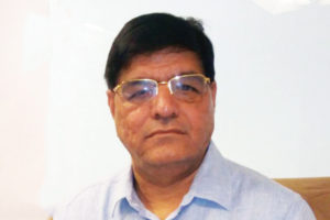 Om Prakash Sharma, Chief Accounts Officer, Municipal Corporation of Gurugram