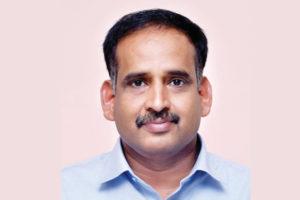 M Thennarasan, Commissioner of Surat Municipal Corporation