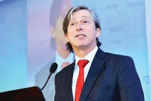 Jan Luykx, Ambassador of Belgium to India