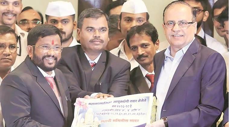 BMC presents budget INR 27,258 crore for 2018-19