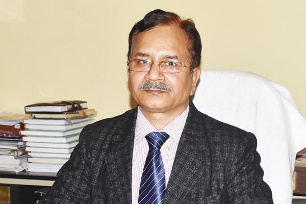 Dr A K Dwivedi