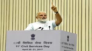 Hon'ble Prime Minister of India, Shri Narendra Modi