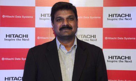 Srinivas Rao, Sales Director,HitachiVantara