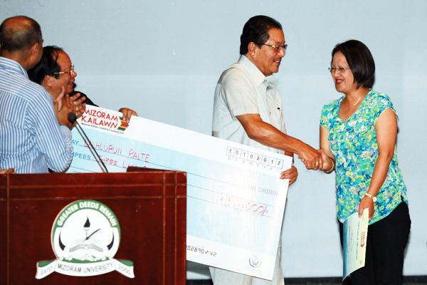 Mizoram Kailawn-A platform to promote entrepreneurship