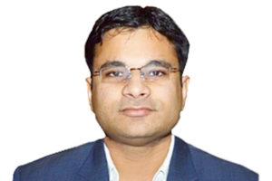 Himanshu Gupta, Commissioner, Ajmer Municipal Corporation