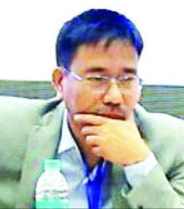 Prof Vanlalchhawna