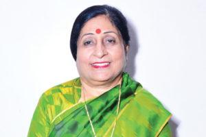 Asha Sharma, Mayor, Ghaziabad Municipal Corporation