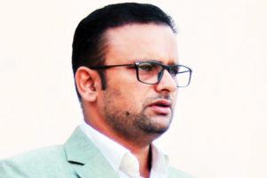 Dr Karun Kumar Gaur, Director, JKG International School