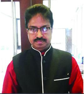 K P Nandakumar