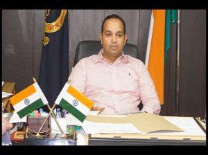 Sumeet Jarangal - Deputy Commissioner Roopnagar