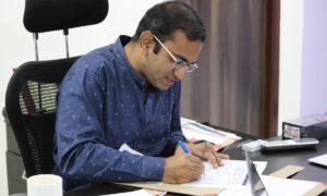 Mohammad Musharraf Ali Faruqui