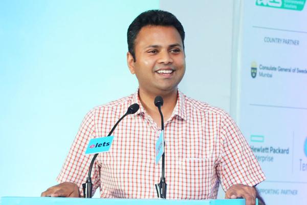 Lalit Jain, Deputy Commissioner, Sirmaur