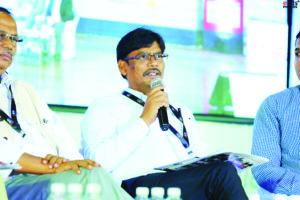 Satya Prakash Patel, Commissioner, Aligarh Municipal Corporation