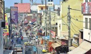 unauthorised colonies in Delhi