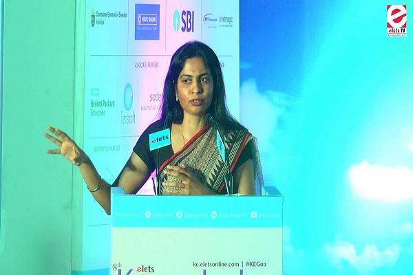 Revati Majumdar, CEO, GEL