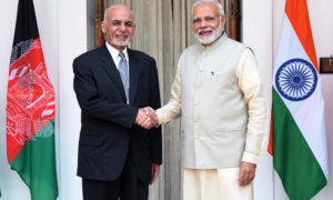 India-Afghanistan Relations