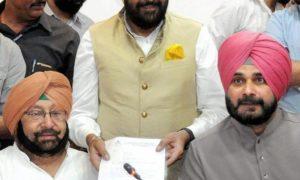 Punjab Cabinet witnesses massive rejig by CM Captain Amarinder Singh