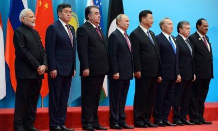 SCO Summit in Bishkek