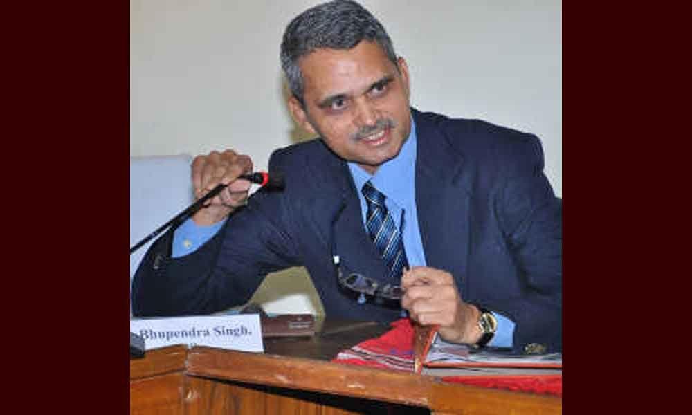 Dr Bhupendra Singh