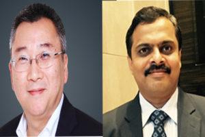 Samson Khaou, Managing Director, Dassault Systèmes India, Deepak N G