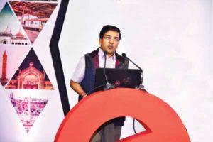 Dr Ashish Goel Divisional Commissioner