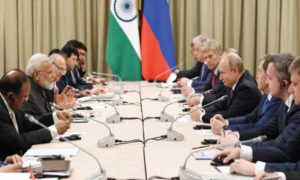 India-Russia Relations