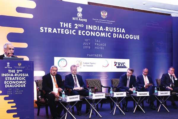 India-Russia Strategic Economic Dialogue
