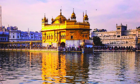 Amritsar is being revamped with multiple urban development projects