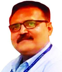 Manoj Chansoria, Airport Director