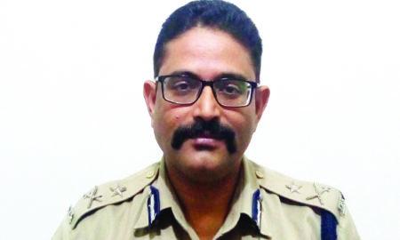 Prafulla Kumar, Commissioner of Police