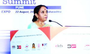 Shuchi Sharma, Secretary
