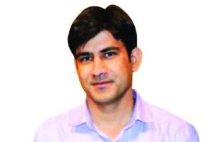 Suresh Kumar Ola, Commissioner, Jodhpur Municipal Corporation