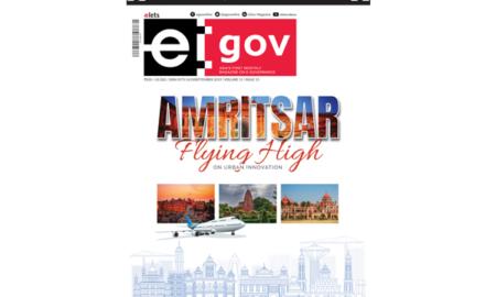 eGov September 2019: Amritsar Flying High on Urban Innovation