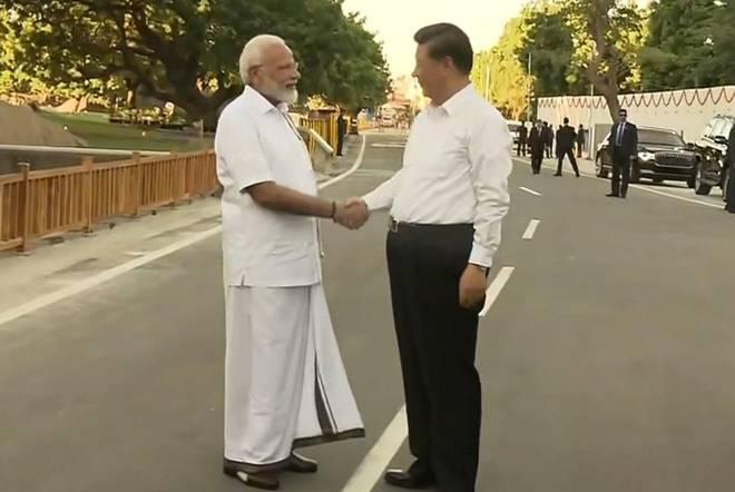 Modi-Xi meet