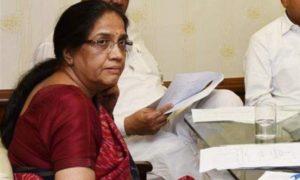 1984 batch IAS officer Nilam Sawhney appointed Andhra Chief Secretary