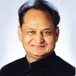 Ashok Gehlot Chief Minister, Rajasthan