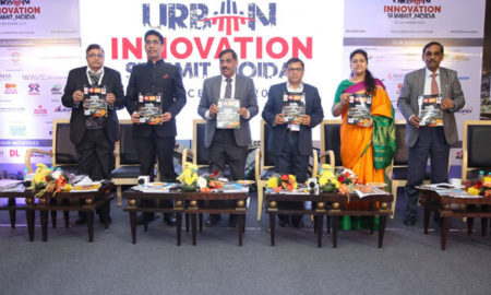 Urban Innovation Summit Noida shows road ahead for sanitation, mobility and security