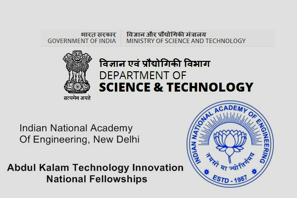 7 scientists awarded Abdul Kalam Technology Innovation National Fellowship for 2019-2020