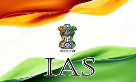 IAS reshuffle