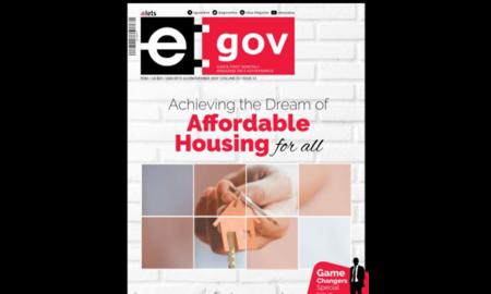 eGov November 2019: Achieving the Dream of Affordable Housing for all