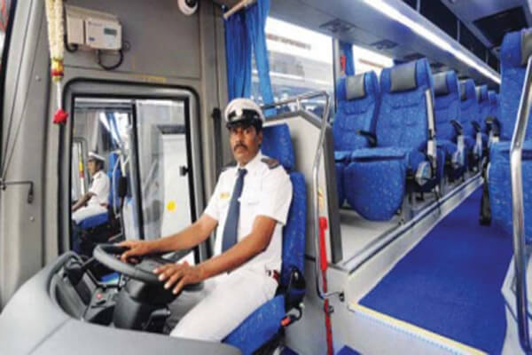KSRTC Marching Ahead with Innovative Technologies and Quality Buses