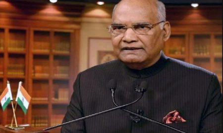 President of India, Ram Nath Kovind