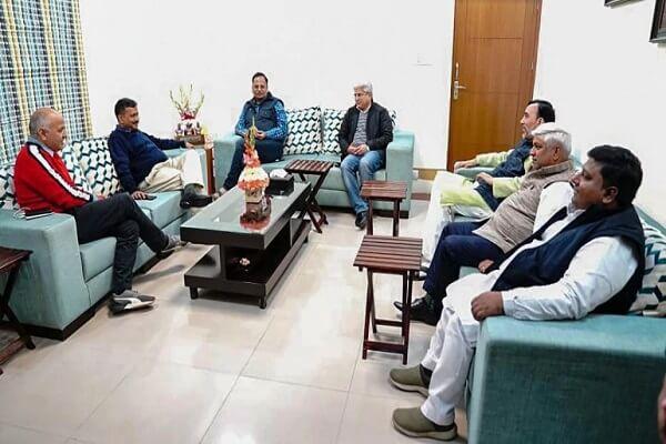 Delhi Cabinet Ministers 2020
